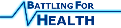 Battling For Health - Logo