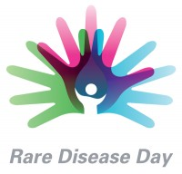Think about rare diseases on February 28