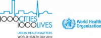 Wednesday, April 7th is World Health Day